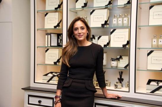 Tamara Falco Attends 'Jo Malone London' Opening Store in Madrid