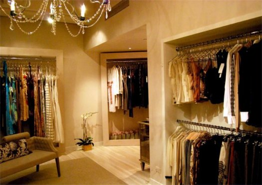 Boutique on 57 in Manhattan.  Photo provided by Owner, Kasia Bosne.