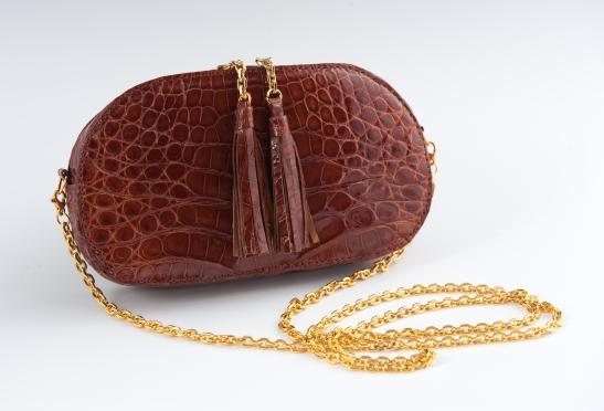 Calvet Paris: Margrethe II handbag, Photo provided by Marcela Calvet