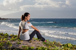 Turn It On fitness wear/ Permissions by Althea Harper and Max Communications PR