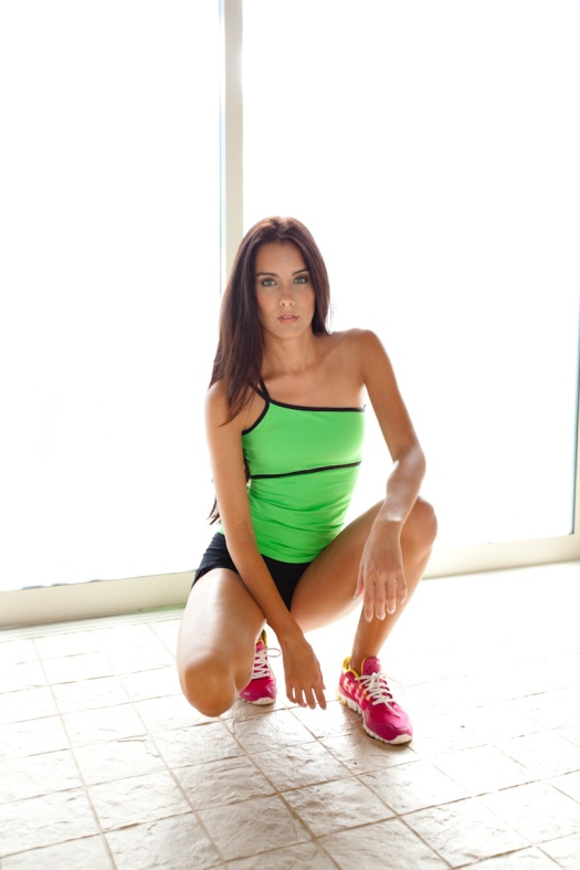 Turn It On fitness fashion/ Permissions by Althea Harper and Max Communications PR