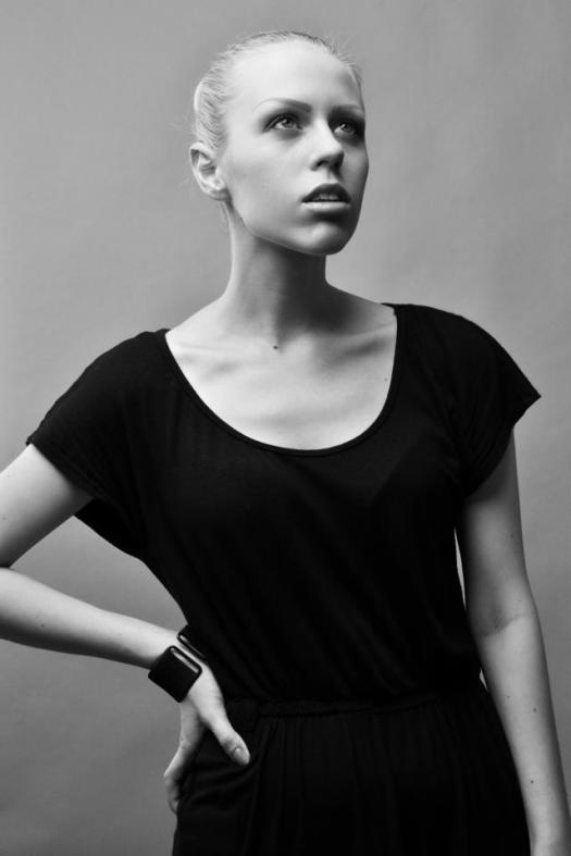 Fashion designer, Irina Dzhus
