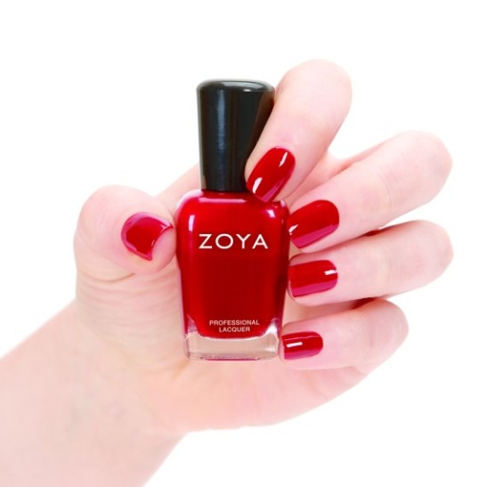 """Katherine"" Zoya Nail Polish.  Photo Credit: Zoya.  Permissions By: Emily Liebert."