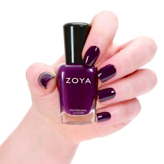 """Luella"" Zoya Nail Polish.  Photo Credit: Zoya.  Permissions By: Emily Liebert."