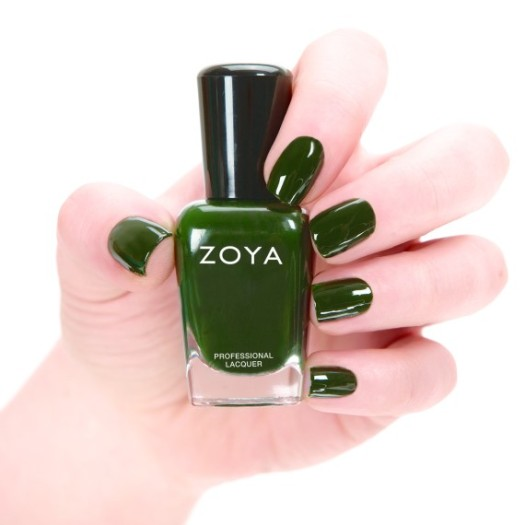 """Laney"" Zoya Nail Polish.  Photo Credit: Zoya.  Permissions By: Emily Liebert."