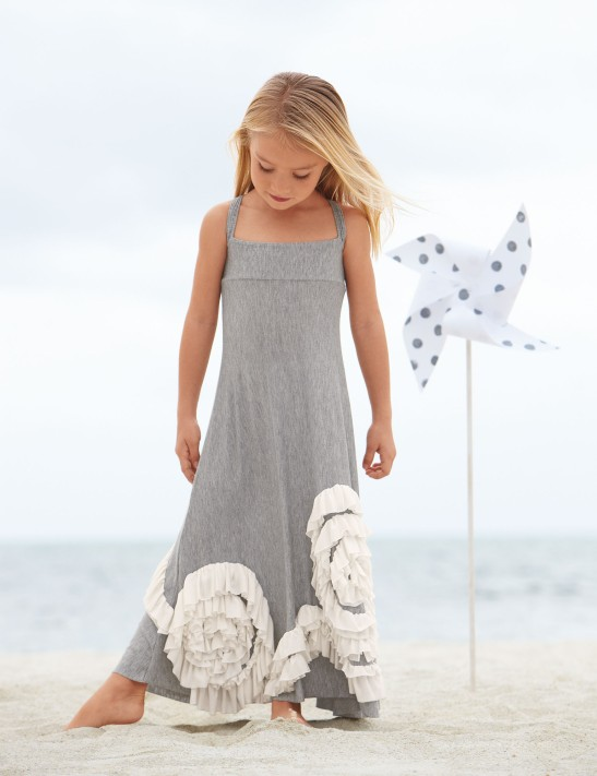 Chasing Fireflies Spring maxi dress.  Image provided by David Niggli / Anna Shryver, MaxComPR