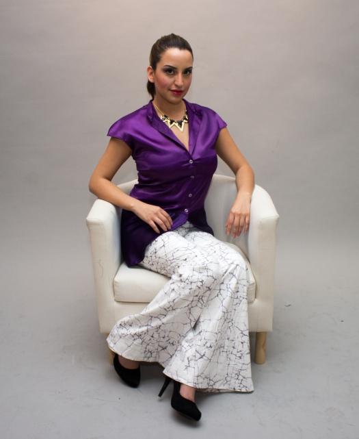 Model: Isela Gamboa