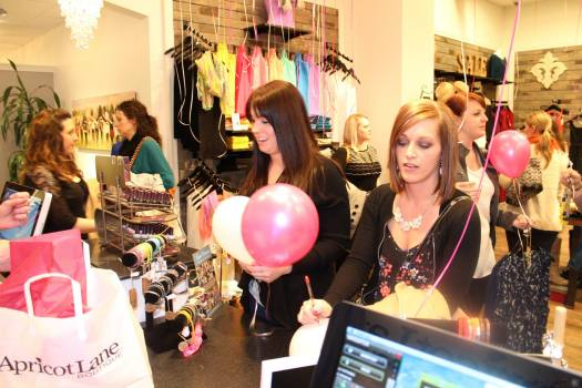Apricot Lane Boutique.  Photo Credit: Apricot Lane, used with permission.